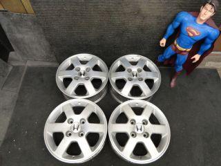Accord Factory 4cyl Wheels 98 99 00 01 02 Stock 4 lug Alloy Rims 63819