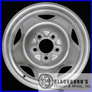 88 89 90 Dodge Dakota 15 Styled Steel Wheel Refinished Factory Rim