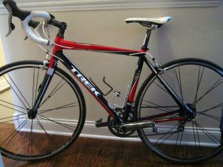 2009 Trek 2 3 52 Road Bike Bontrager Race Wheels 200 Miles