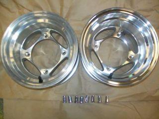 Polaris 10 ITP Aluminum C Series Rim Wheels New
