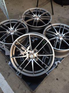 4x100 17 Rims 4 Lug New Yaris XB ion Rio Honda Civic Fit CRX Integra