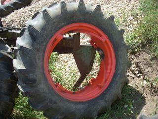 Allis Chalmers WD WD45 Tractor Rear Rim