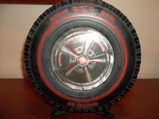 Vintage 1967 Mattel Hot Wheels Redline Rally 12 Car Carry Case