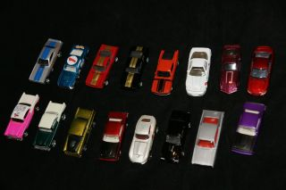 16 Hot Wheels Johnny Lightning Race 56 Chevy Diecast Car Cars 10