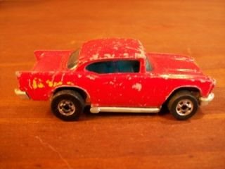 Hot Wheels 57 Chevy Red 1976