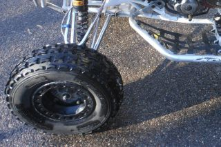 Yamaha Reinforced Front Rims and Tires Banshee YFZ450 Warrior Raptor