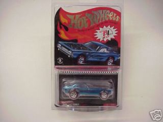 Hot Wheels Red Line 2007 Selctions Series Bye Focal