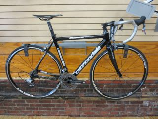 Carbon Supersix 52cm Road Bike SRAM Red new Shimano wheels Sub 16 lbs