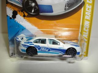 2012 Hot Wheels Ford Falcon Race Car HW Premiere 4