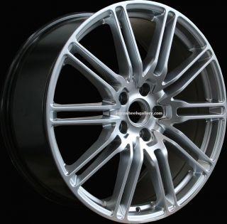 RIMS FOR PORSCHE CAYENNE S VW TOUAREG AUDI Q7 SET OF 4 ALLOY RIMS