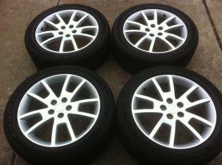 New 4 Set of 18 Chevy Malibu Factory Wheels Rims Tires New