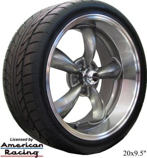 18 20 Gray Rev Classic 100 Wheels Nitto Tires for Olds Cutlass 1968