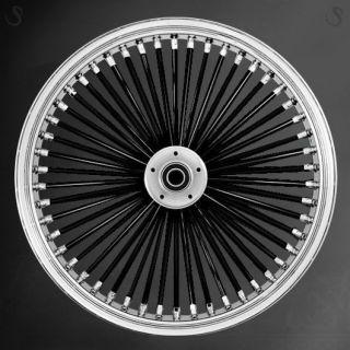 Custom 16 Fat Spoke Wheel Set for Harley