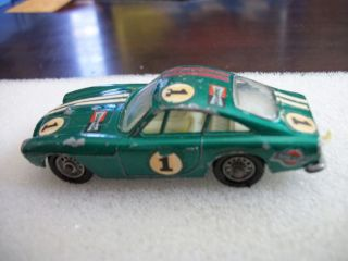 Ferrari Berlinetta 75 Matchbox Lesney Wire Rims Wheels Tow Hook