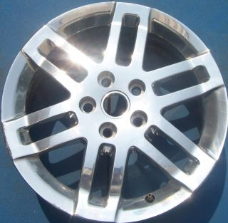 Grand Prix Impala Monte Carlo 17 Factory Polished Wheel Rim