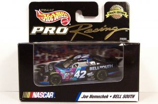 Hot Wheels Racing Joe Nemechek Bell South 1 64