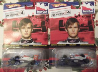 Dan Wheldon 2009 Indy Racing Car Hot Wheels National Guard 2 Time Indy