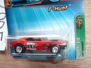 RARE 2005 67 Camaro Hot Wheels 2 12 Treasure Hunt T 05 VHTF Nice Car