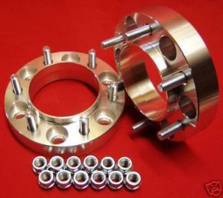 WHEELS SPACERS  Used  Ford  F150  RAPTOR  HUB CENTRIC  6