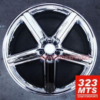 20 IROC Rims Impala Four Chevy Wheels