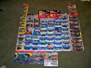 Matchbox Hot Wheels Johnny Lightning Racing Champions Treasure Hunt
