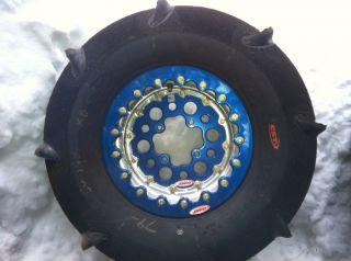 Yamaha Rhino Sand Tires OMF Wheels