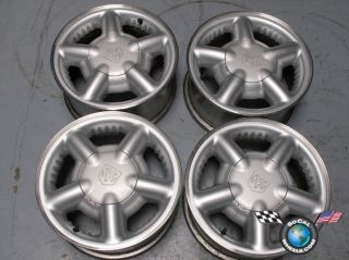 Four 97 00 Dodge Dakota Durango Factory 15 Wheels Rims 2081