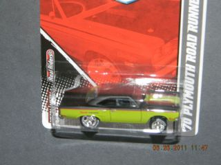 2011 Hot Wheels Garage 15 70 Roadruner Hotwheels HW