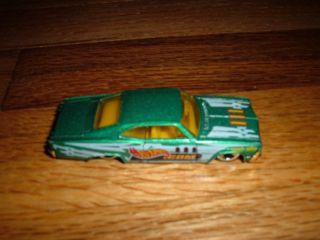 1996 Hot Wheels 65 Impala Lowrider Green Car Toy Lot