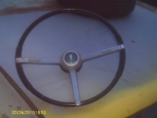 1968 Pontiac GTO Steering Wheels with Trim 67
