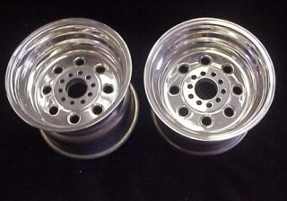 New Weld Racing 15x12 Draglite Wheels Rims 5 5 1 2 Chevy Ford Race