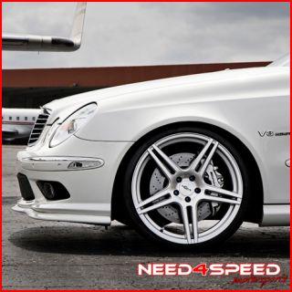 CL600 CL63 CL65 Incurve IC S5 S5 Concave Silver Rims Wheels