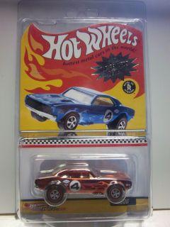 Hot Wheels 2006 RLC Rewards 67 Chevy Camaro