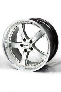TSW Jarama Wheels Staggered Set 18x8 18x9 5 5x114 3 40 76 1