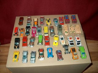 Hotwheels 68 69 and 70s cars Parts Restoration Redline Hot Wheels