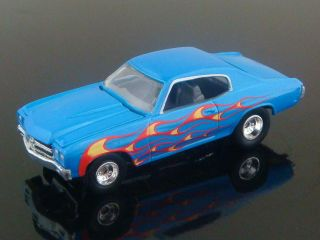 Hot Wheels 70 Chevy Chevelle SS Rod 1 64 Scale Limited Edition 3