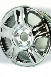 Chrome 16x7 Ford Escape Wheels 3428 YL8Z1007DA