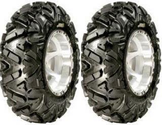 New GBC 27 9 12 27x9x12 Dirt Tamer 6 Ply Heavy Duty ATV UTV Tires