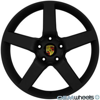 Black Wheels Fits VW Touareg W12 V10 V6 TDI R50 TSI VR6 Rims