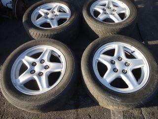 82 02 Firebird Trans Am Camaro 16 5 Spoke Silver Wheels Tire Factory