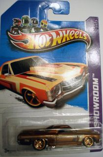 Hot Wheels 2013 Super Treasure Hunt 71 El Camino