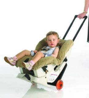 Go Go Babyz Qrkidz Removable Wheels and Quick Release Strap