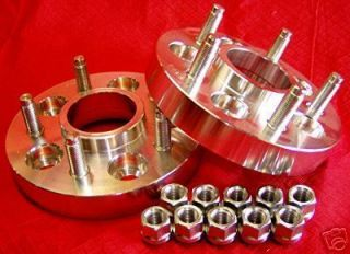 Wheels Spacers Adapters Ford Mustang Hub Centric GT