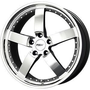 New 20x8 5 5x114 3 TSW Vairano Gun Metal Wheels Rims