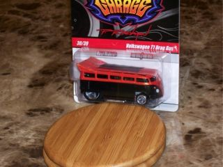 Hot Wheels Phils Garage Volkswagen Drag Bus Chase RARE