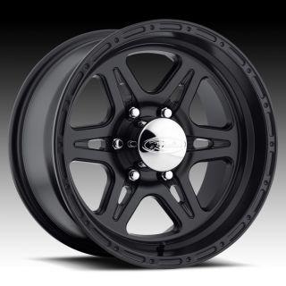 Raceline Renegade 6 Rims Wheels 18x10 19 6x139 7 Matte Black