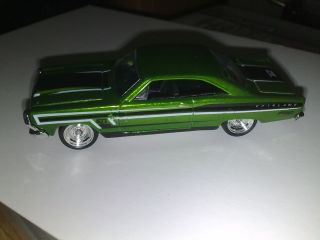 2012 Hot Wheels Super Treasure Hunt 66 Ford Fairlane 427