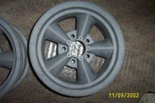 Mickey Thompson Mag Wheels M T American Torque Thrust GM Cragar Rat