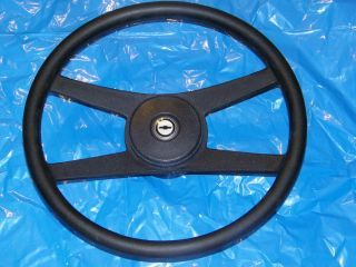 1970 81 Chevy Camaro, Malibu, El Camino, Nova RS steering wheel, black
