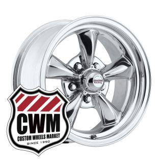 Aluminum Classic Wheels Rims 5x4 50 for Chrysler Rwd Cars 57 83